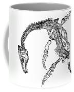 Plesiosaurus Coffee Mug by Science Source