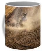 Plowing The Ground Coffee Mug by Mike  Dawson