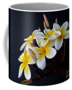 Plumeria Bouquet Coffee Mug