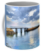 Plymouth Sunset Coffee Mug