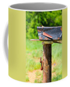 Po Monkey's Po Mailbox Coffee Mug