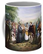 Pocahontas & John Rolfe Coffee Mug