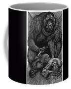 Poe: Rue Morgue, 1841 Coffee Mug