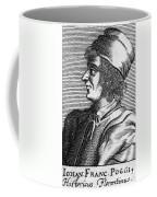 Poggio Bracciolini Coffee Mug