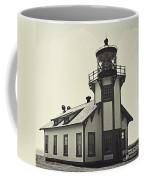 Point Cabrillo Lighthouse Coffee Mug