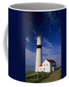 Point Lamour Lighthouse Coffee Mug