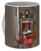 Point Loma Lighthouse Writing Desk Coffee Mug