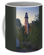 Pointe Aux Barques Lighthouse 7072 Coffee Mug