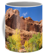 Poison Spider Mesa In The Fall Coffee Mug by Gary Whitton