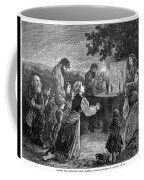 Poland: Cholera, 1873 Coffee Mug