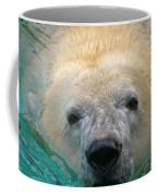 Polar Bear Swim Coffee Mug