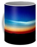 Polar Stratospheric Clouds Coffee Mug