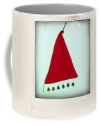 Polaroid Of A Christmas Hat Coffee Mug