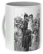 Policeman, 1885 Coffee Mug