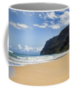 Polihale Beach Coffee Mug