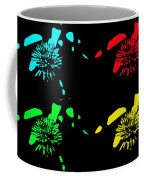 Pom Pom Pop Art Coffee Mug