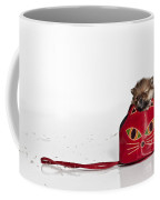 Pomeranian 2 Coffee Mug by Everet Regal