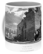 Pompeii: Bathhouse, C1830 Coffee Mug