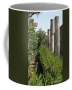 Pompeii Columns 2 Coffee Mug