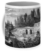 Pompeii: Stairs, C1830 Coffee Mug