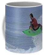 Ponce Surfer Soar Coffee Mug