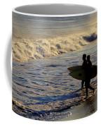 Ponquogue Surfers Coffee Mug