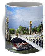 Pont Alexander IIi Coffee Mug by Elena Elisseeva