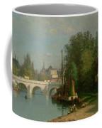 Pont Du Carrousel Coffee Mug