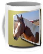 Pony Posing Coffee Mug