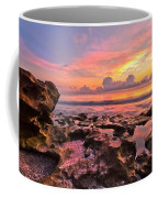 Pool Clouds Coffee Mug