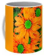 Pop Art Daisies 13 Coffee Mug