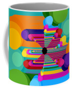 Pop Flower Coffee Mug