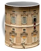 Pope Benedict Xvi C Coffee Mug by Andrew Fare
