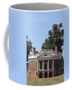 Poplar Forest From The Lawn Coffee Mug