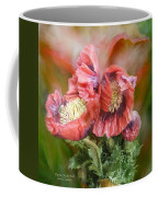 Poppies Big And Bold Coffee Mug
