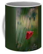 Poppies Mood Coffee Mug
