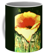 Poppy Cup Of Gold  Coffee Mug