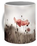 Poppy Flowers 03 Coffee Mug