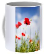 Poppy Flowers 06 Coffee Mug by Nailia Schwarz