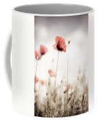 Poppy Flowers 15 Coffee Mug by Nailia Schwarz