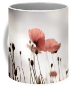 Poppy Flowers 16 Coffee Mug by Nailia Schwarz