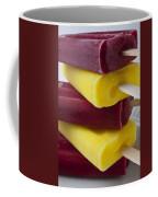 Popsicle Ice Cream Coffee Mug by Garry Gay