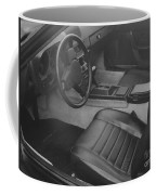 Porsche Interior Coffee Mug