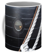 Port Hole Constellation Coffee Mug