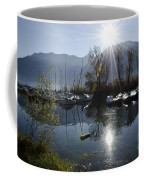 Port In Backlight Coffee Mug