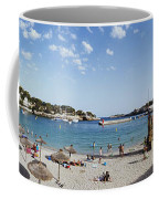 Porto Cristo Beach Coffee Mug