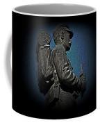 Portrait 31 American Civil War Coffee Mug