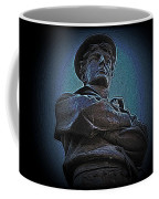 Portrait 33 American Civil War Coffee Mug by David Dehner