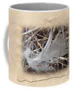Portrait Of A Feather Coffee Mug