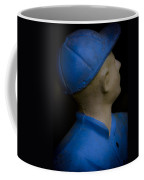 Portrait Of A Lawn Jockey Coffee Mug